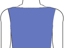 Boat-neck