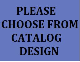 choose catalog design