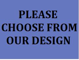 choose our design